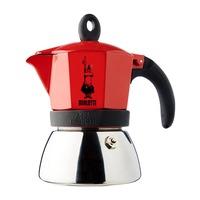 Bialetti Moka Induction Red 3 Cups