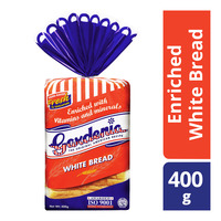 Gardenia Enriched White Bread
