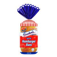 Gardenia Buns - Hamburger