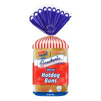 Gardenia Buns - Hotdog