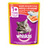 Whiskas Pouch Cat Food - Mackeral & Salmon