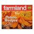Farmland Frozen Potato Wedges - Spicy