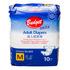 Budget Adult Diaper - M  (71.1 - 106.6cm)