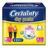 Certainty Unisex Disposable Adult DayPants - M (65 - 90cm)