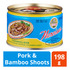 Narcissus Can Food - Pork & Bamboo Shoots
