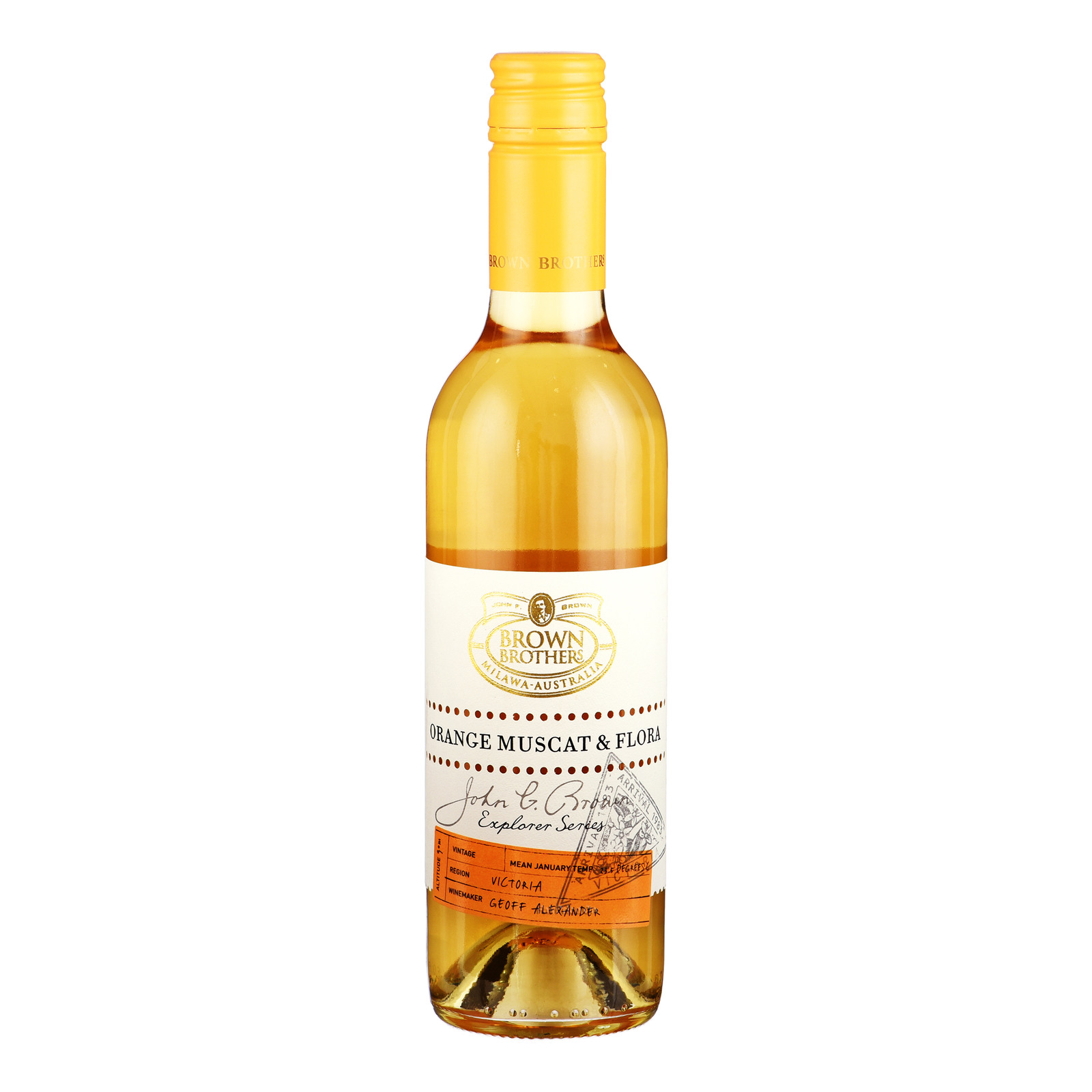 Brown Brothers Explorer Series White Wine - OrangeMuscat &Flora