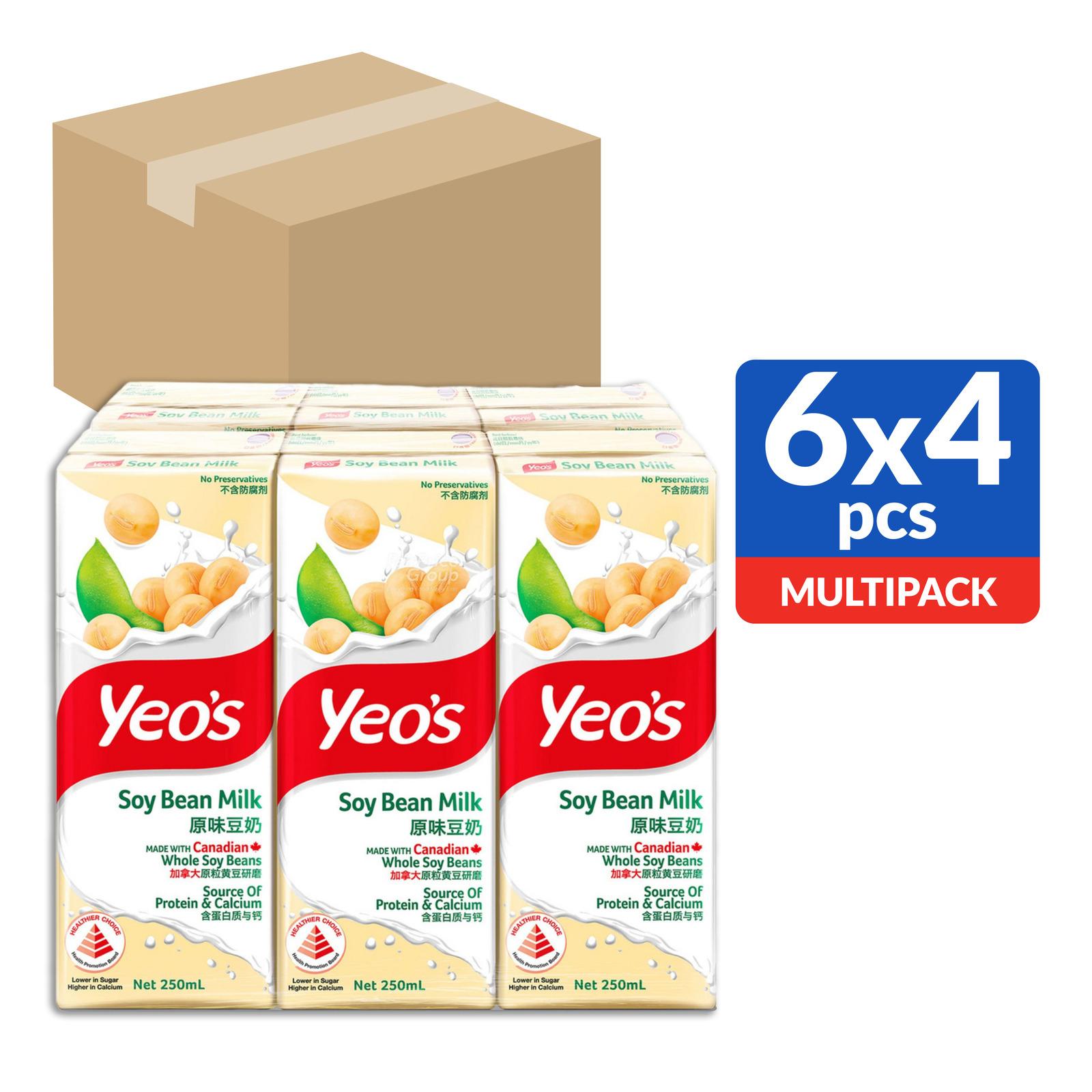 Yeo's Packet Drink - Soy Bean Milk