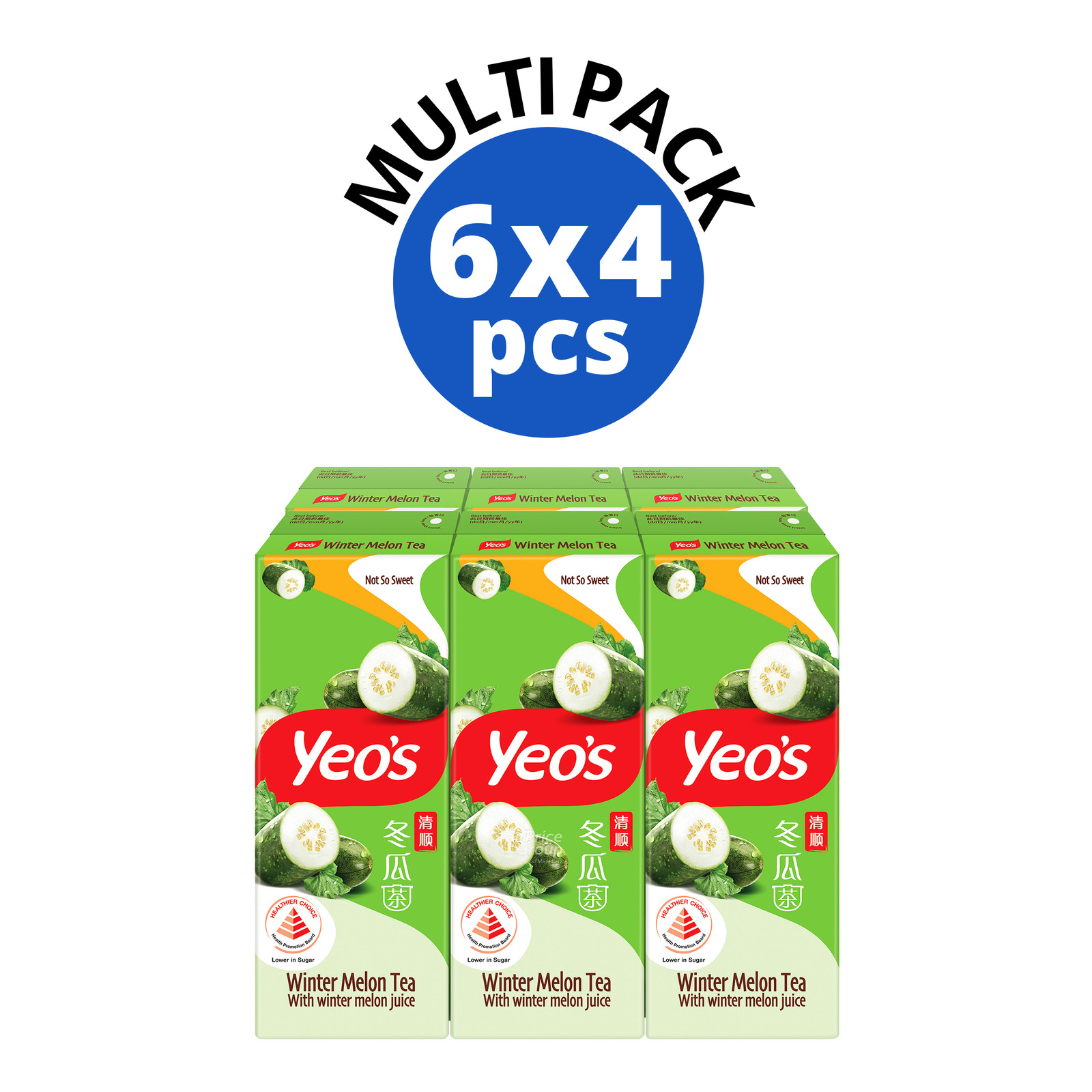 Yeo's Packet Drink - Winter Melon Tea