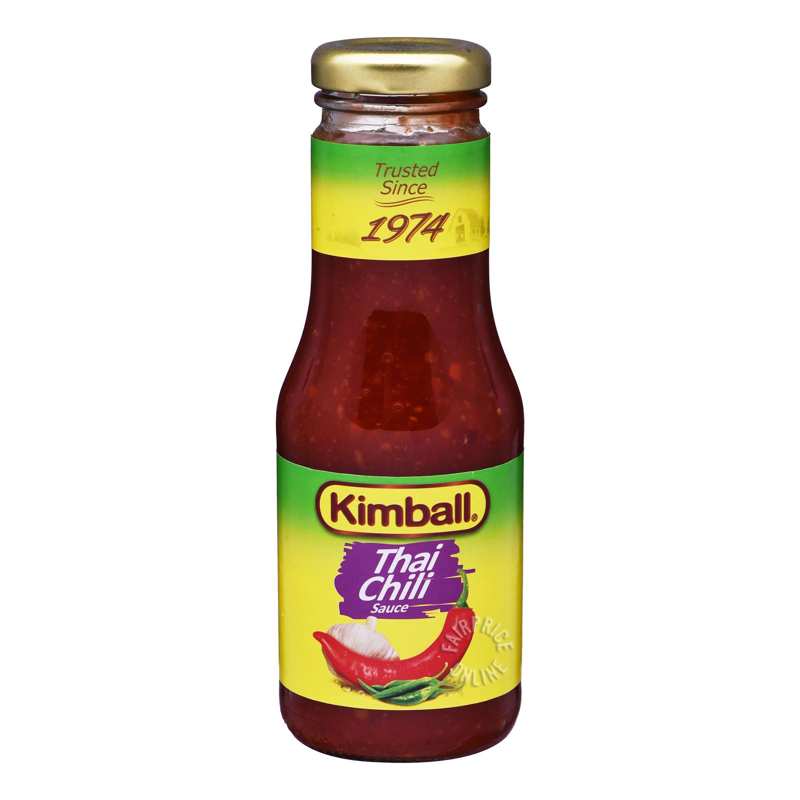 Kimball Thai Chilli Sauce 300G
