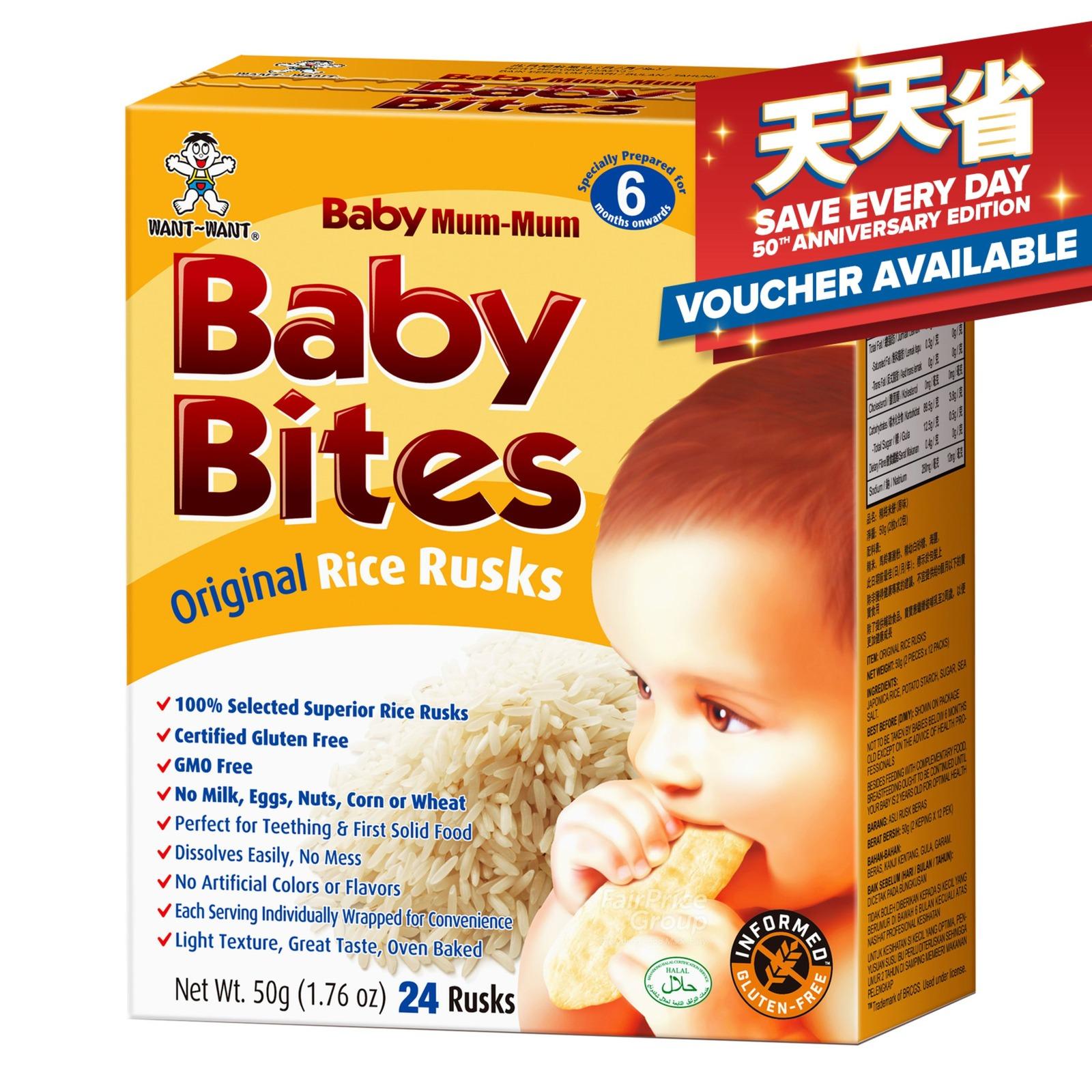 Take One Baby Bites - Original