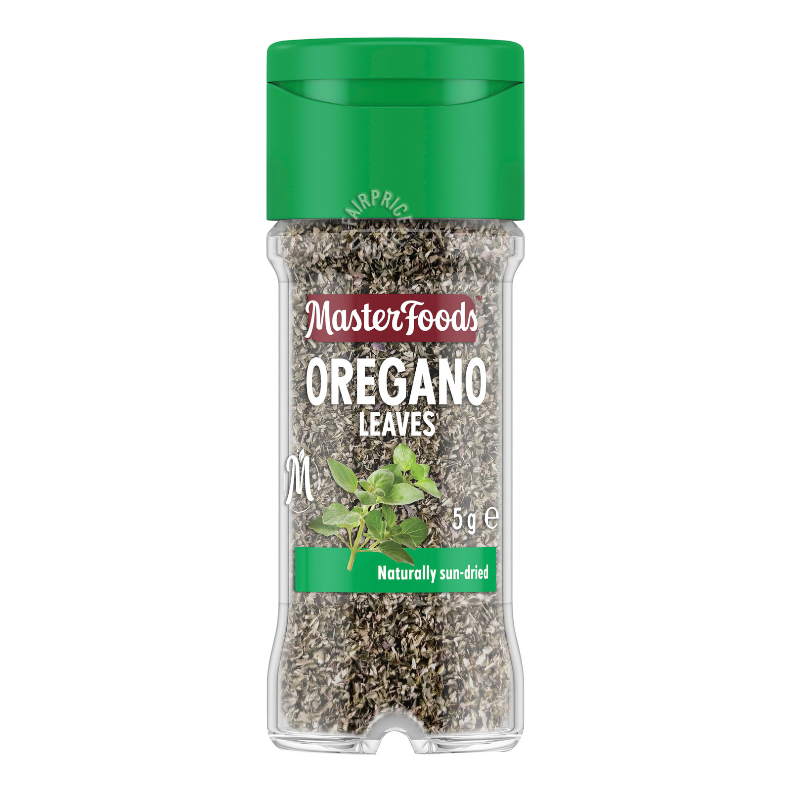 MasterFoods Herbs - Oregano Leaves