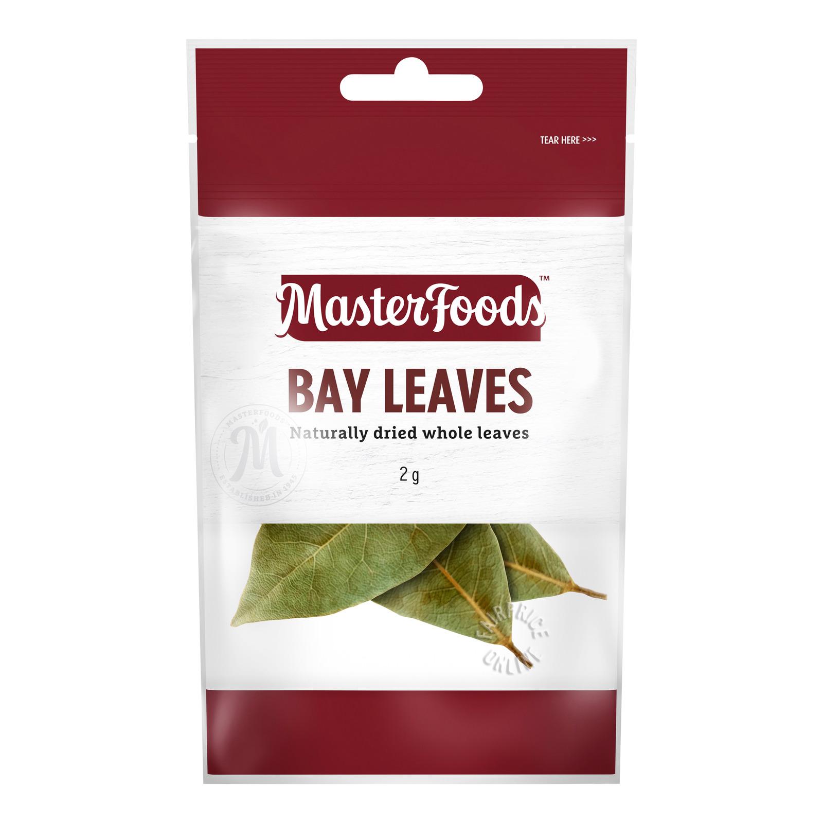 MasterFoods Herbs - Bay Leaves