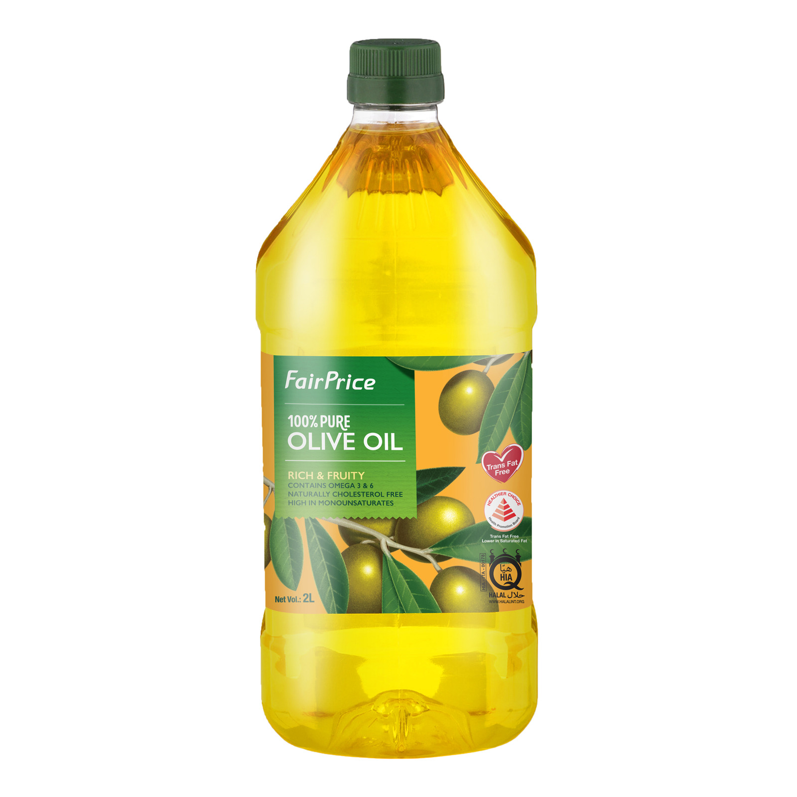 FairPrice Olive Oil - Rich & Fruity