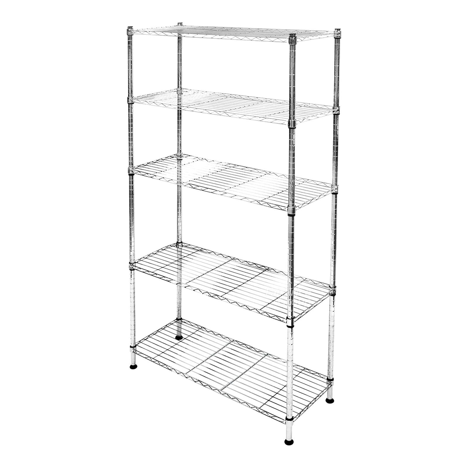 Algo Metal Shelf - 5 Tier