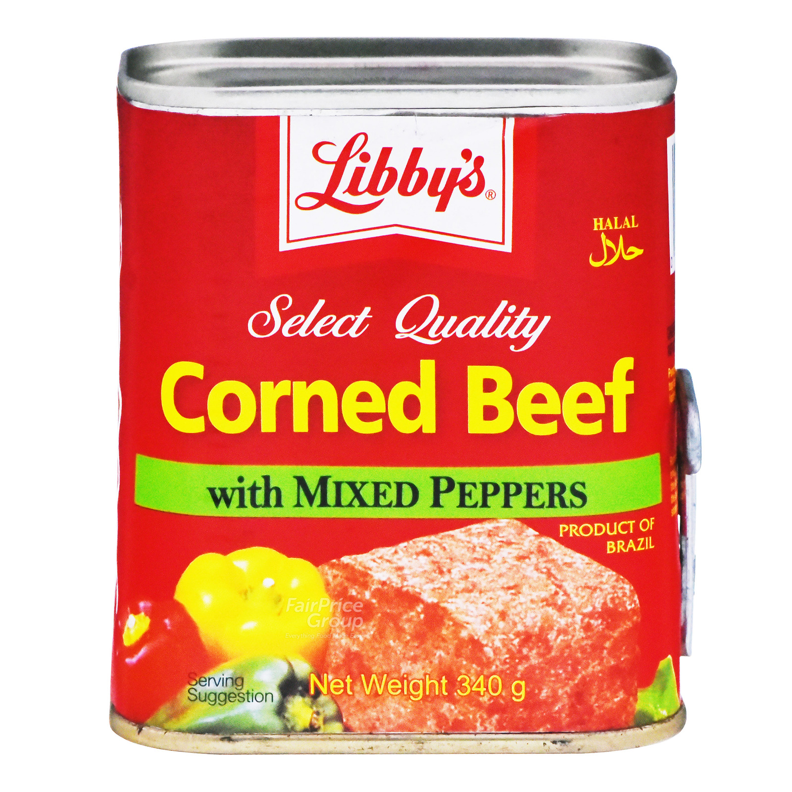 Libby's Corned Beef - Mixed Peppers