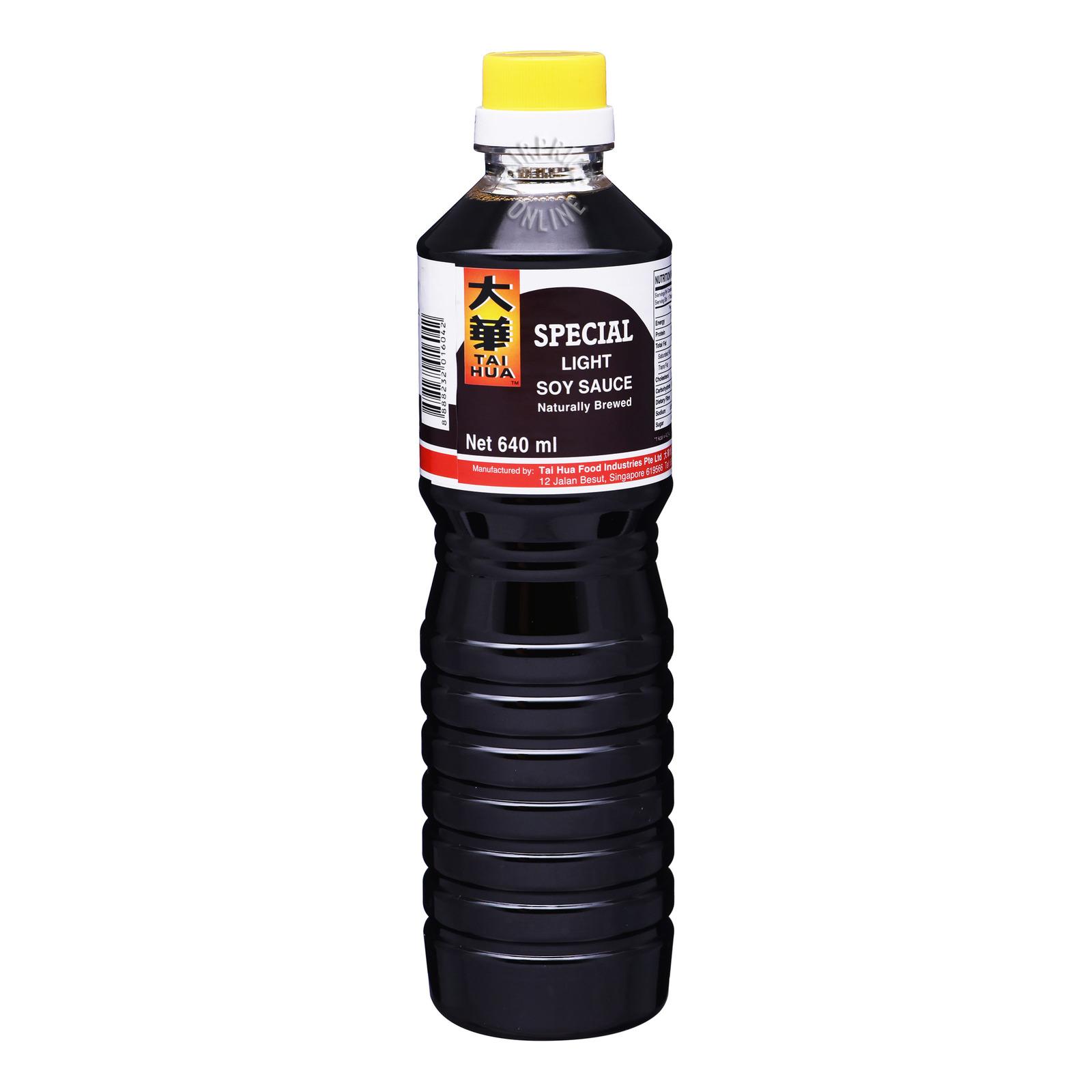 Tai Hua Light Soy Sauce - Special