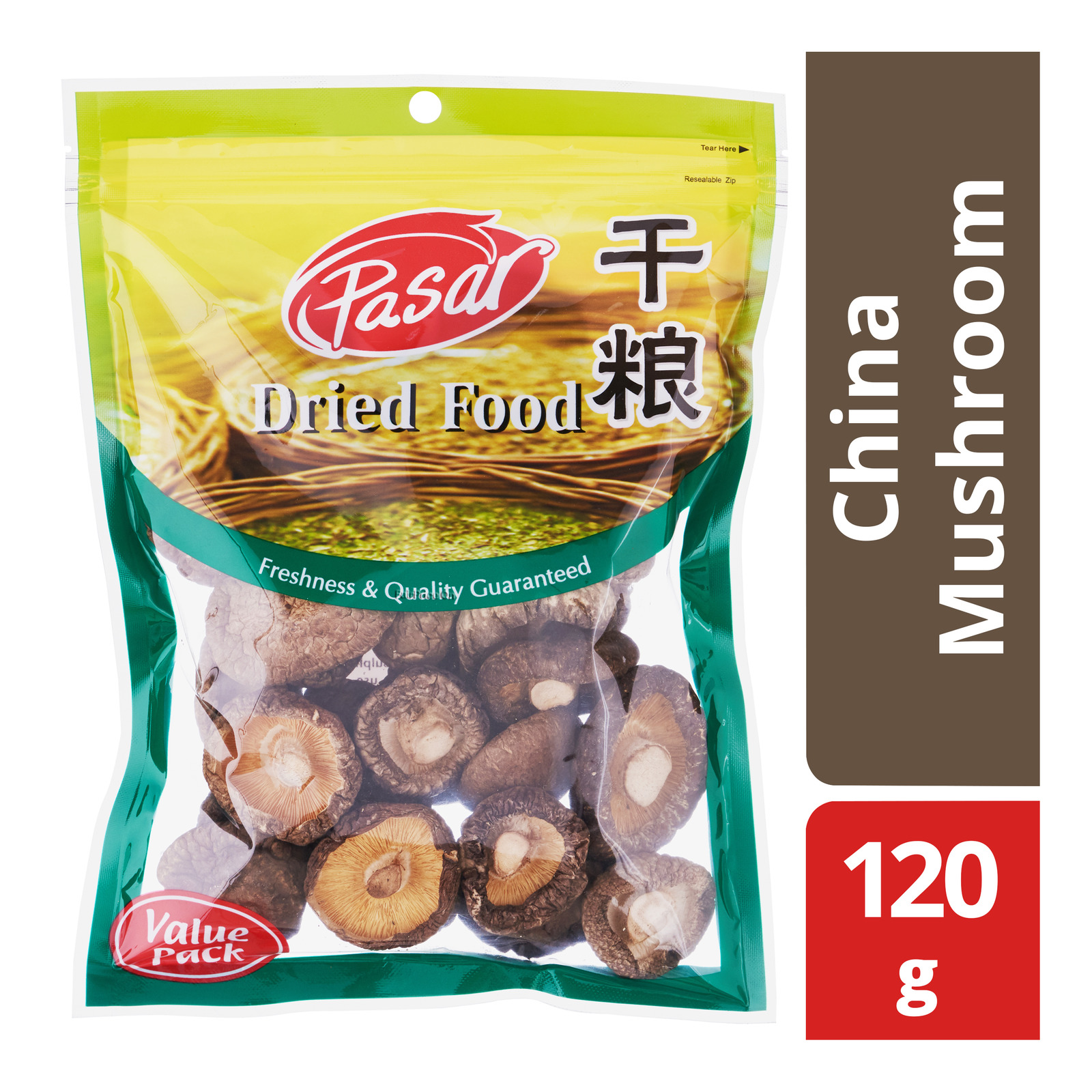 Pasar Dried China Mushroom