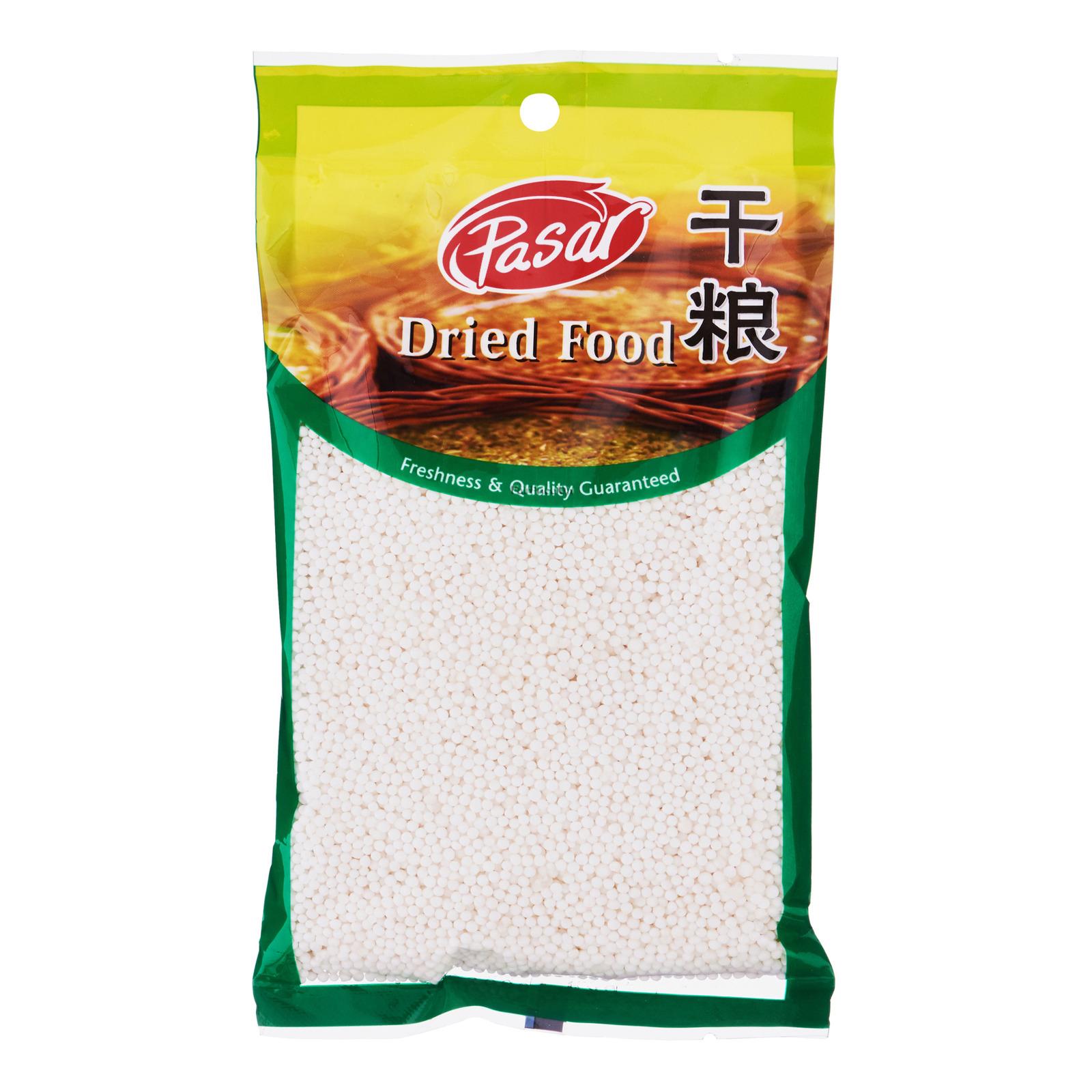 Pasar Dried Pearl Sago | NTUC FairPrice