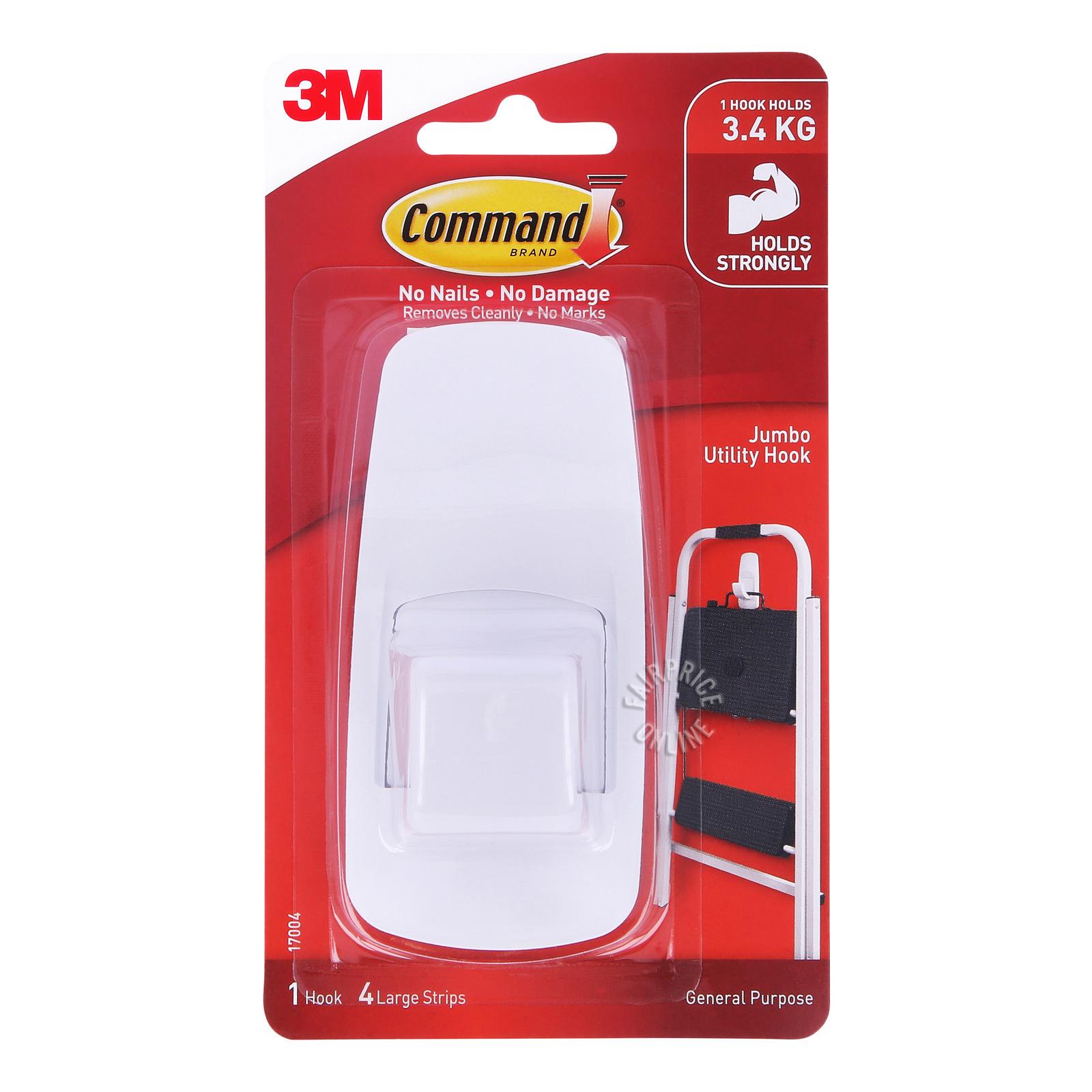 3M Command Hook - Jumbo
