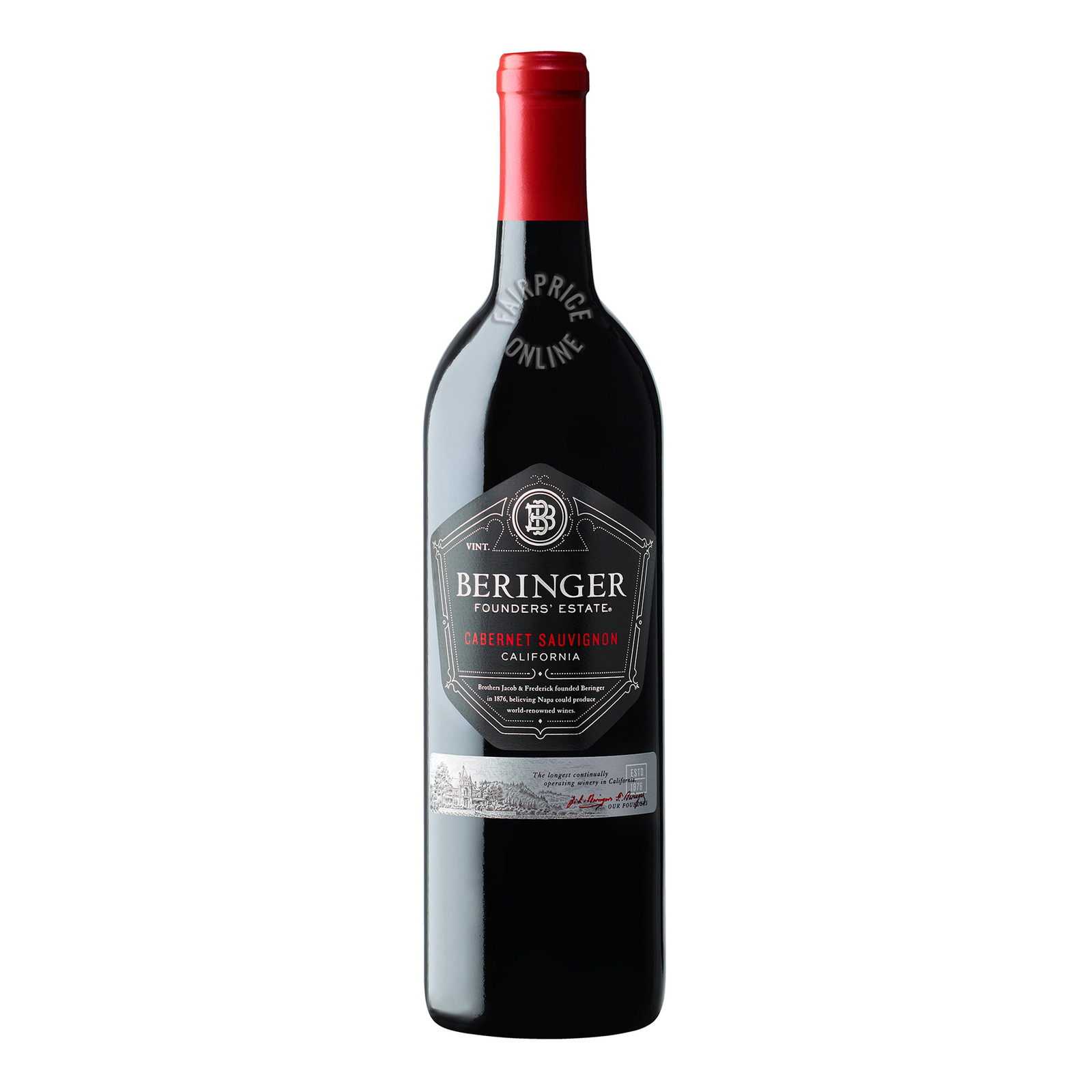 Beringer Founders' Estate Red Wine - Cabernet Sauvignon