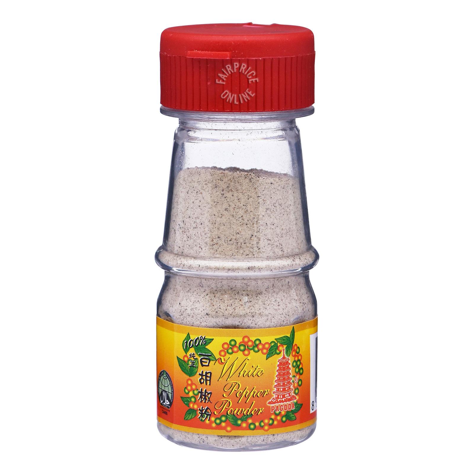 Pagoda White Pepper Powder