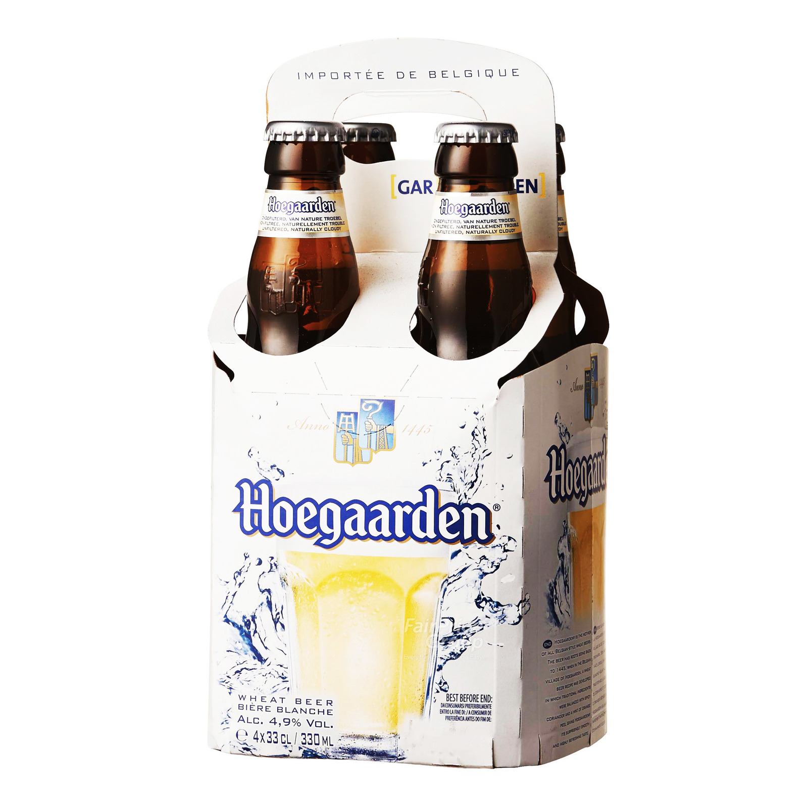 HOEGAARDEN White Beer Bottle 750ml