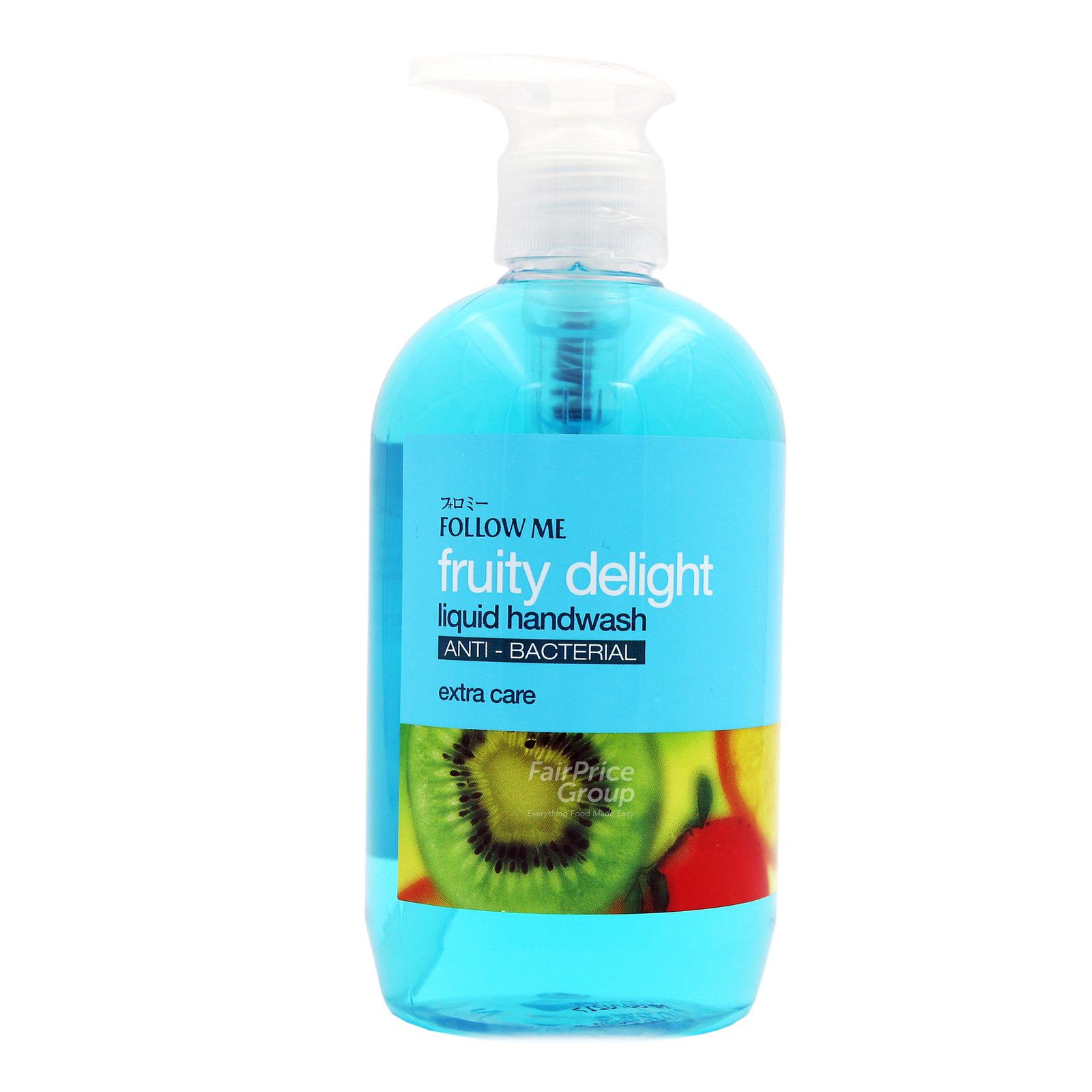 Follow Me Anti-bacterial Handwash - Fruit Delight