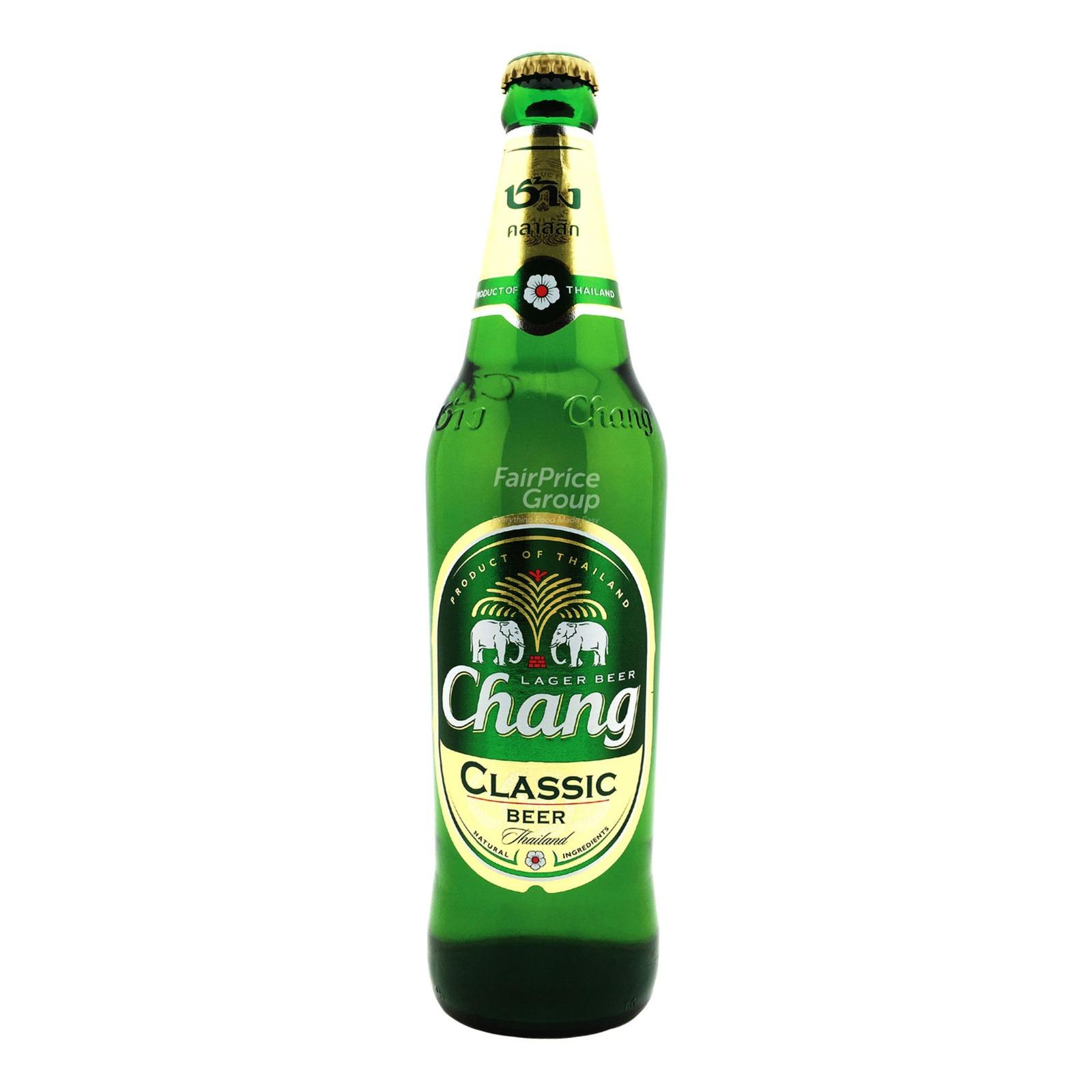 CHANG Classic Bottle Beer 620ml