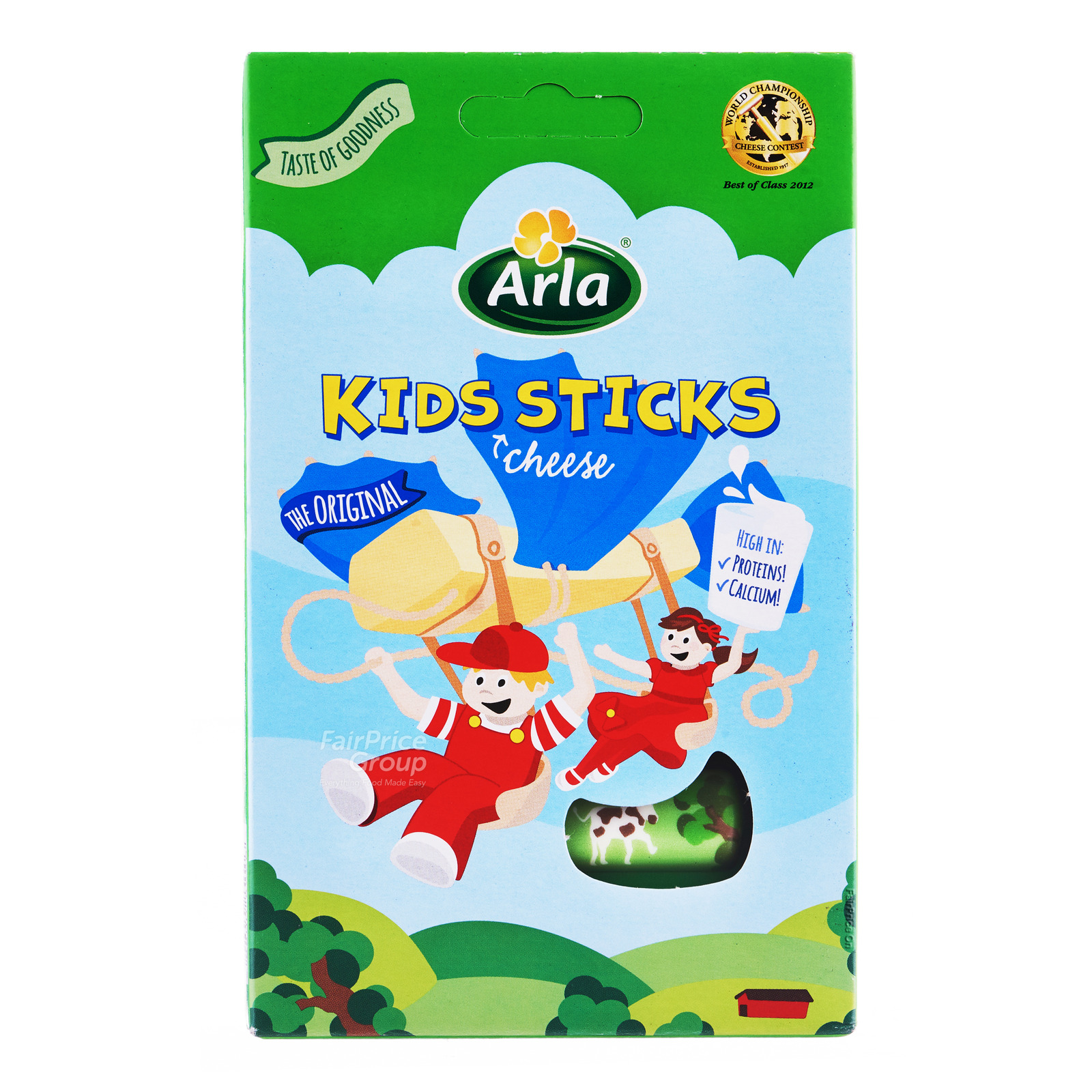 Arla Kids Cheese Sticks - Original