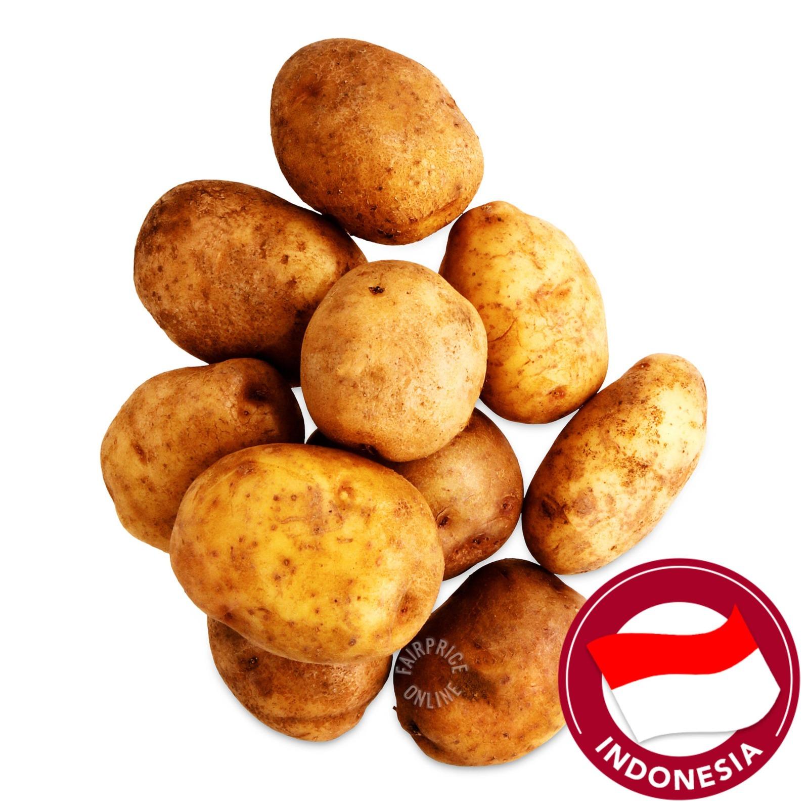 Nature's Best Brastagi Potatoes - Granola (Washed)