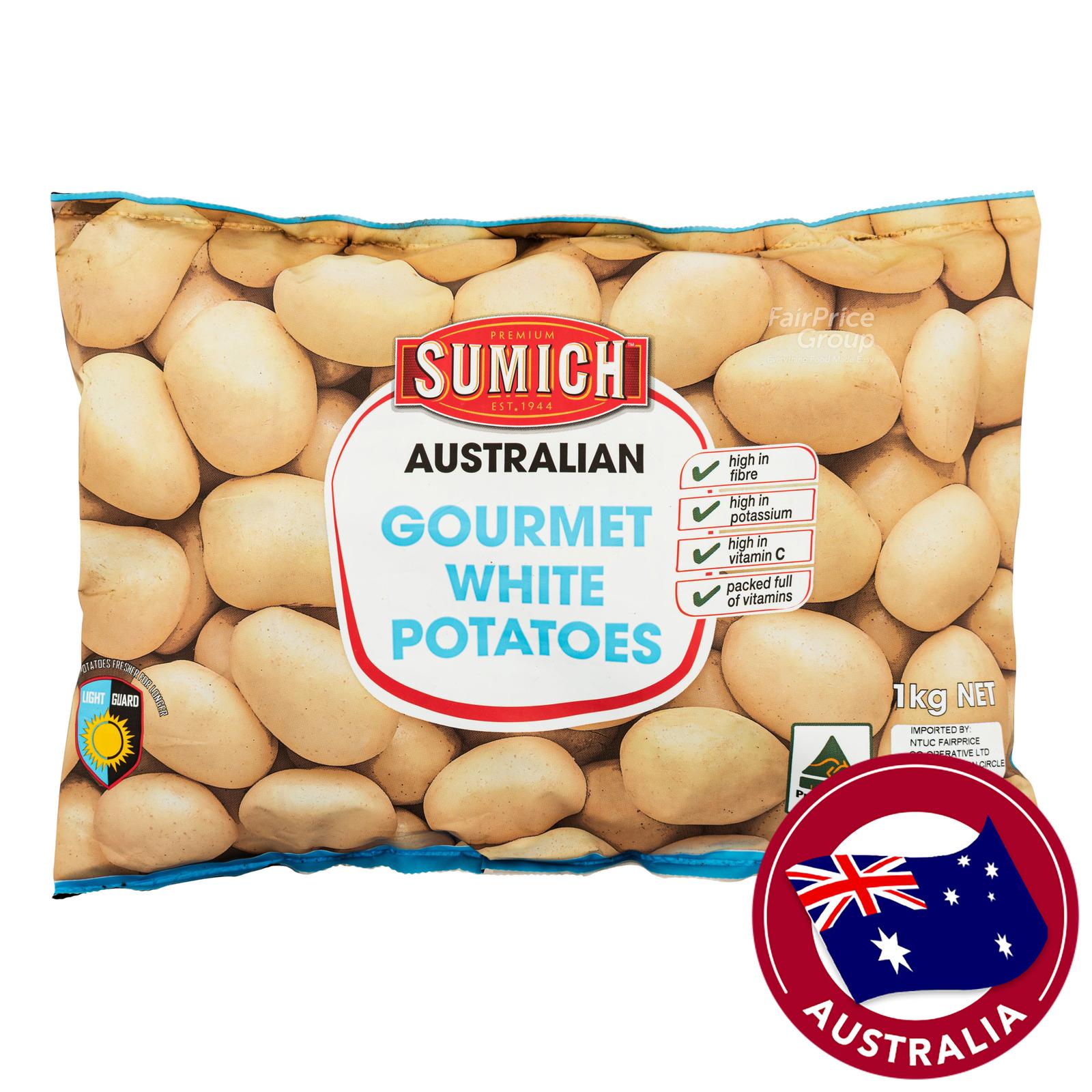 Sumich Autralian Gourmet White Potatoes