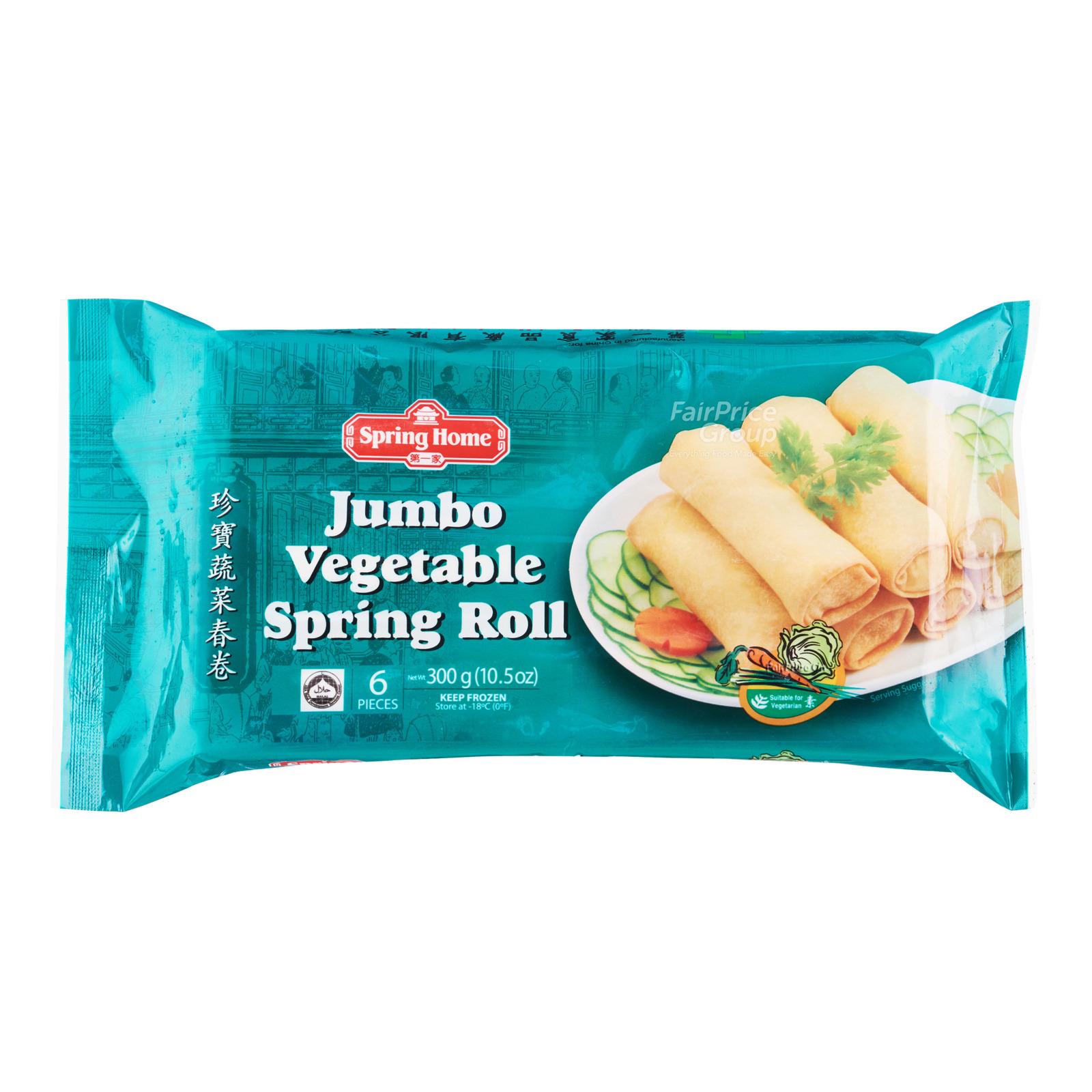 Spring Home Jumbo Spring Roll
