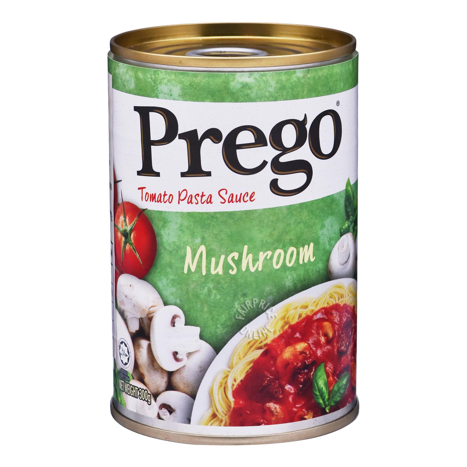 PREGO Pasta Sauce - Mushroom 300g