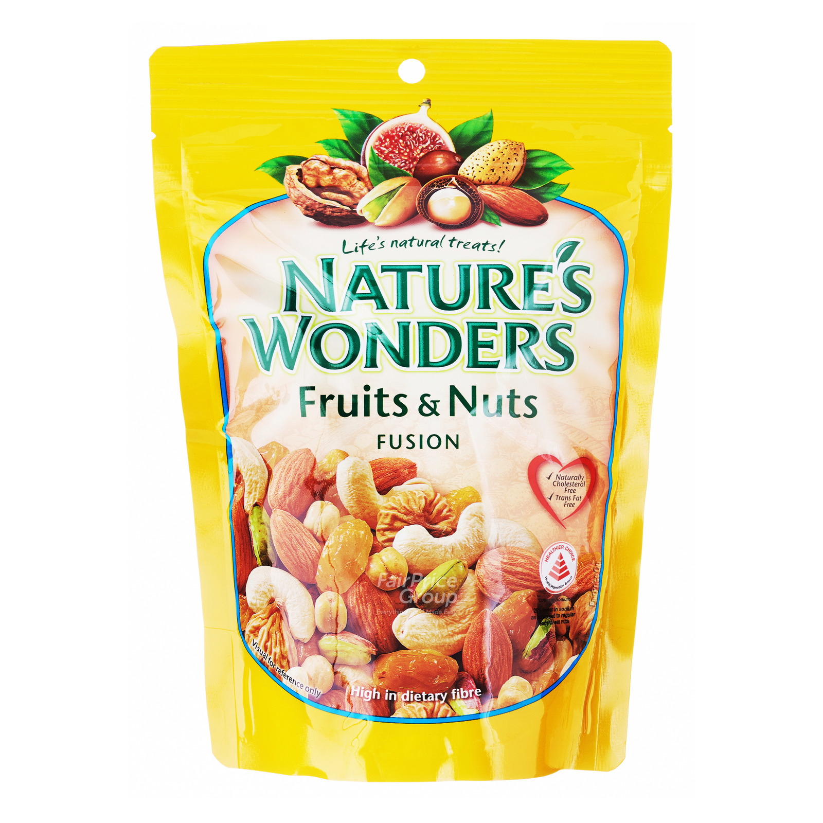NATURES WONDERS Fruits & Nuts Fusion 270g