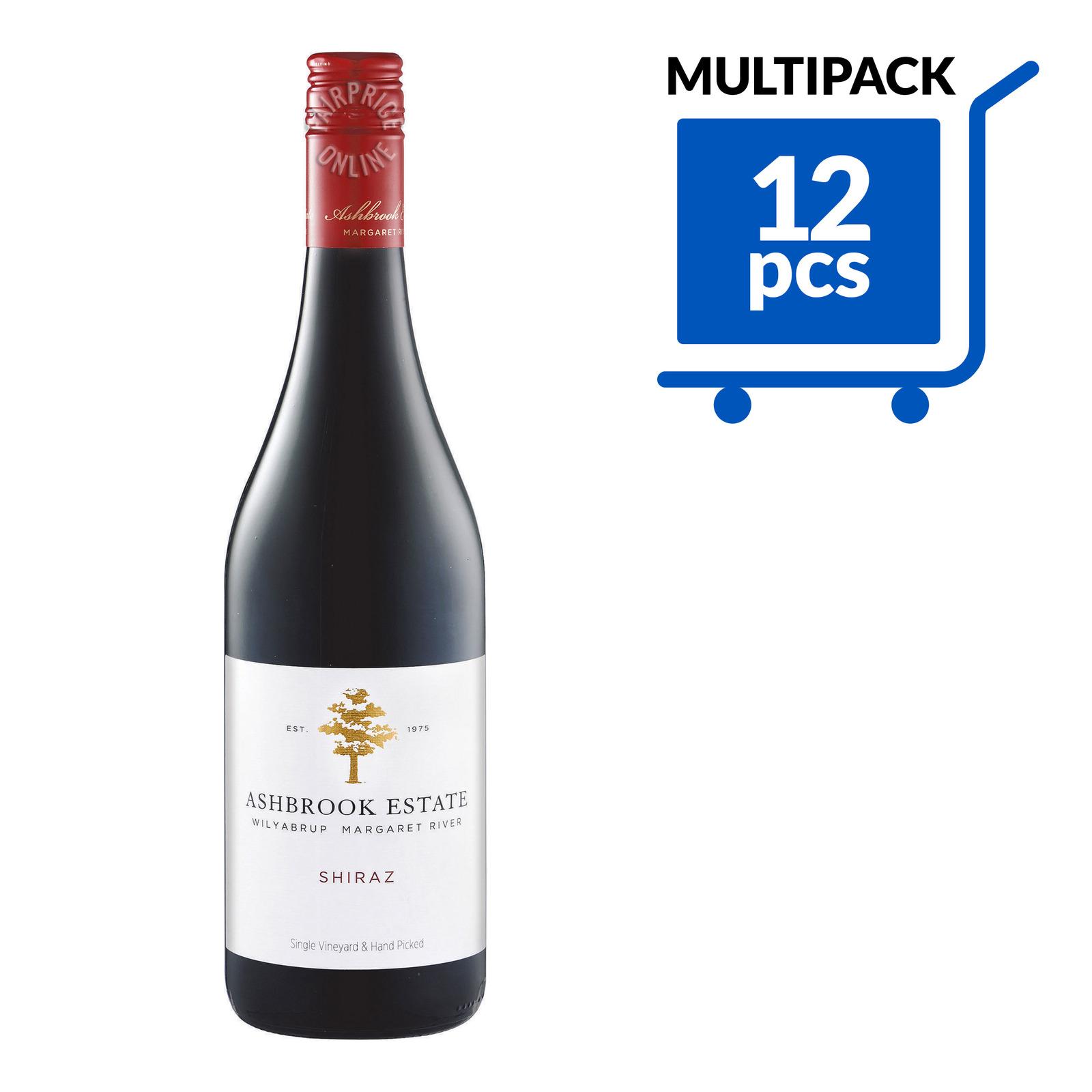 Ashbrook Estate Red Wine - Shiraz