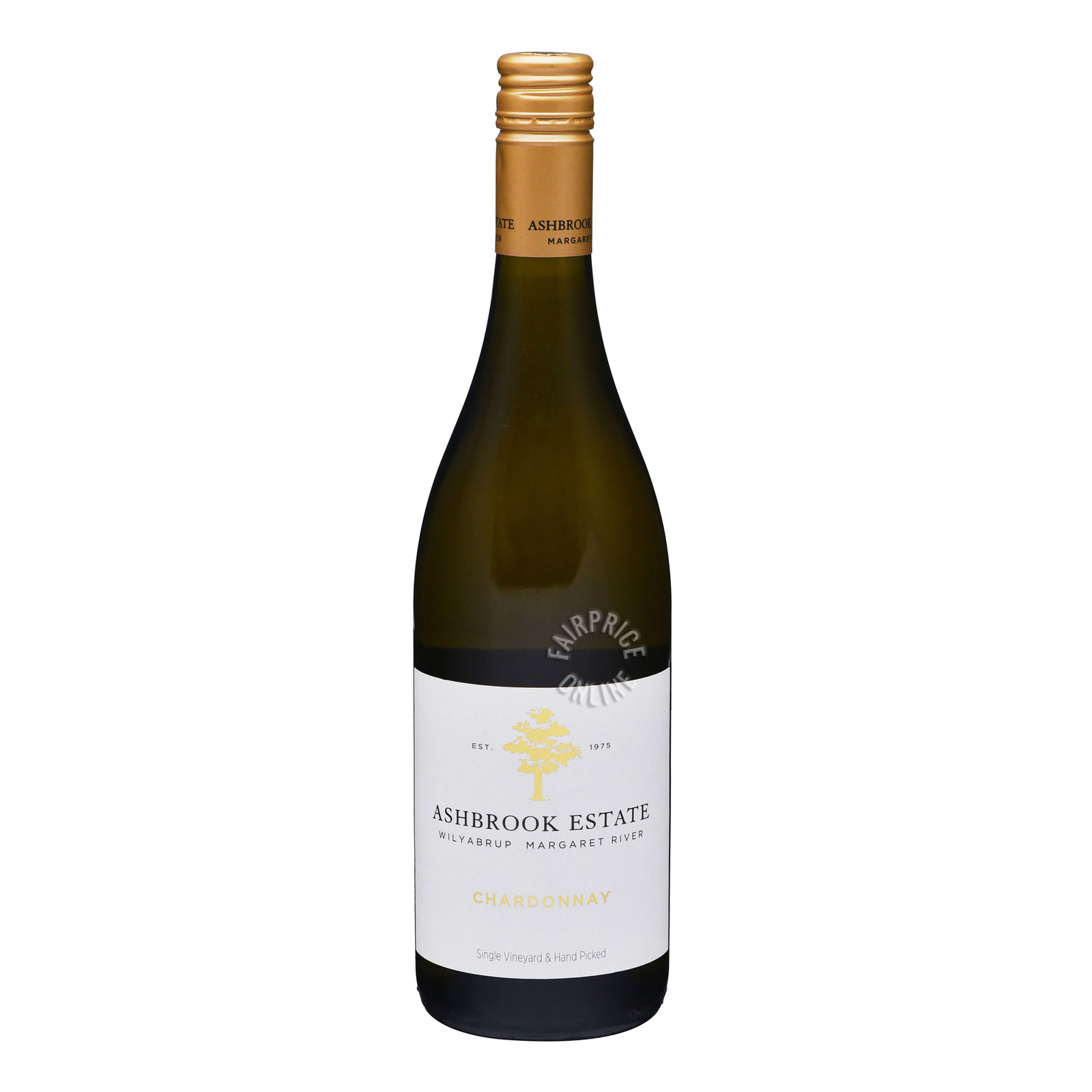 Ashbrook Estate White Wine - Chardonnay