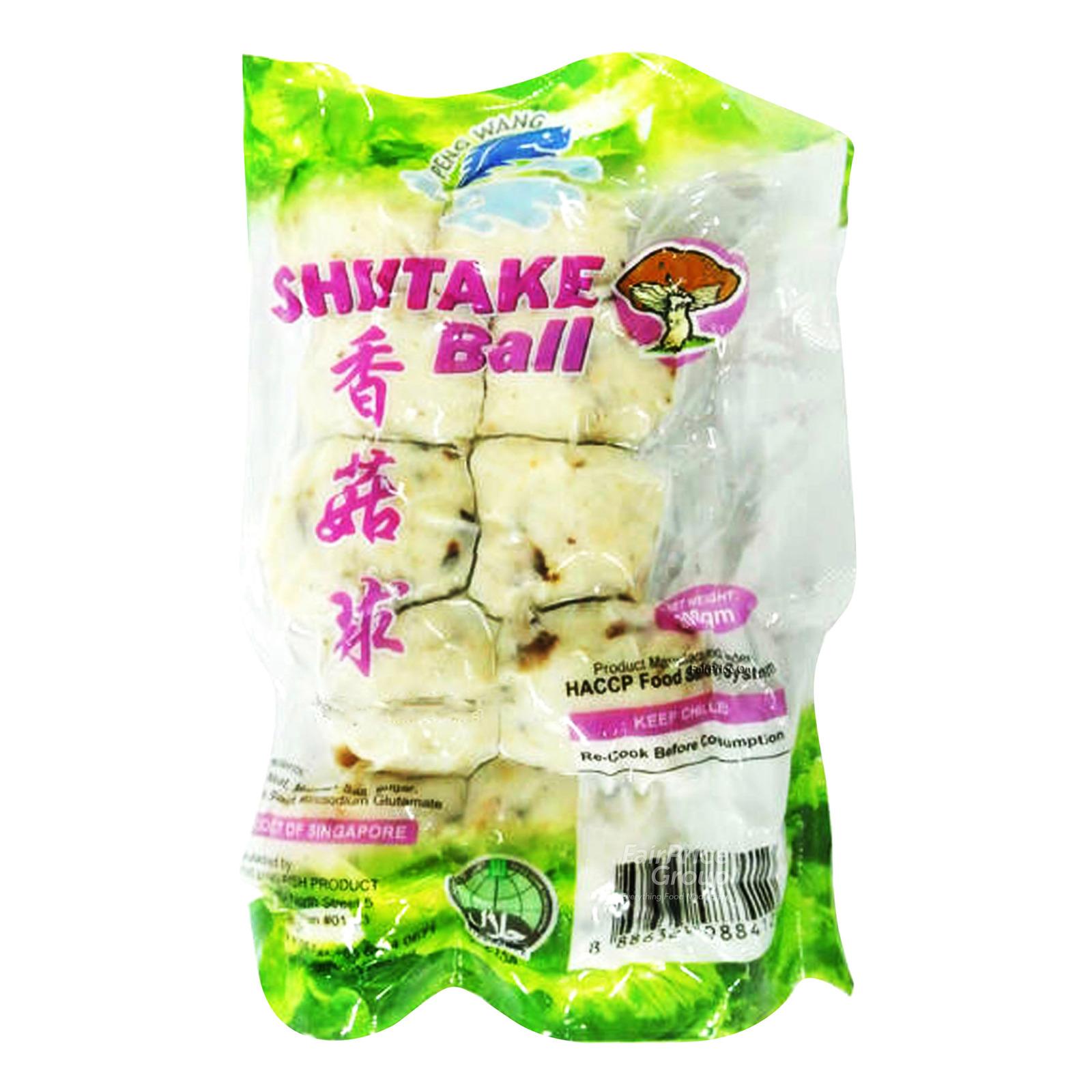Peng Wang Shiitake Ball