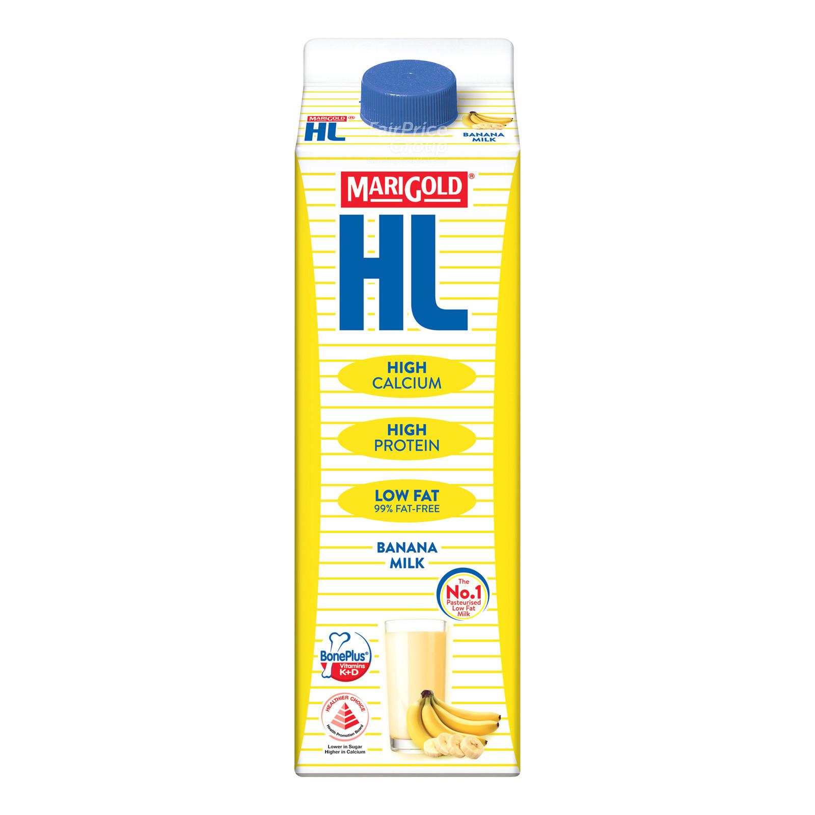 Marigold HL Milk - Banana