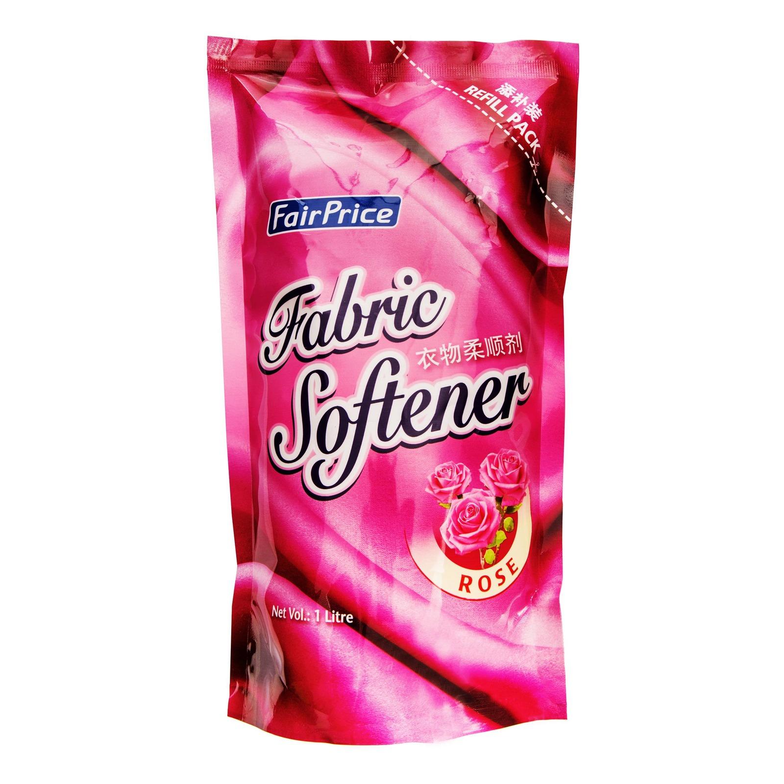 FairPrice Fabric Softener Refill - Rose