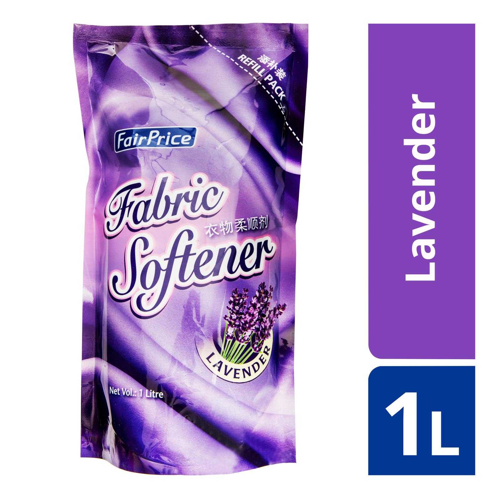 FairPrice Fabric Softener Refill - Lavender