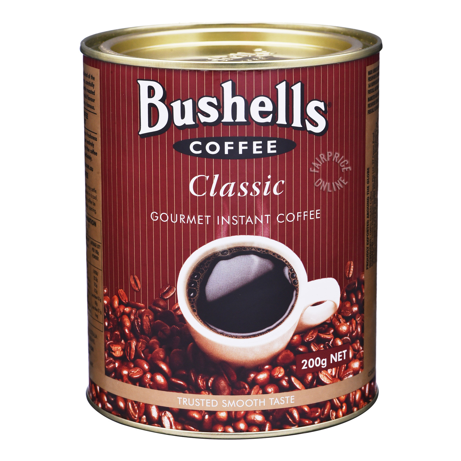 Bushells Gourment Instant Coffee - Classic