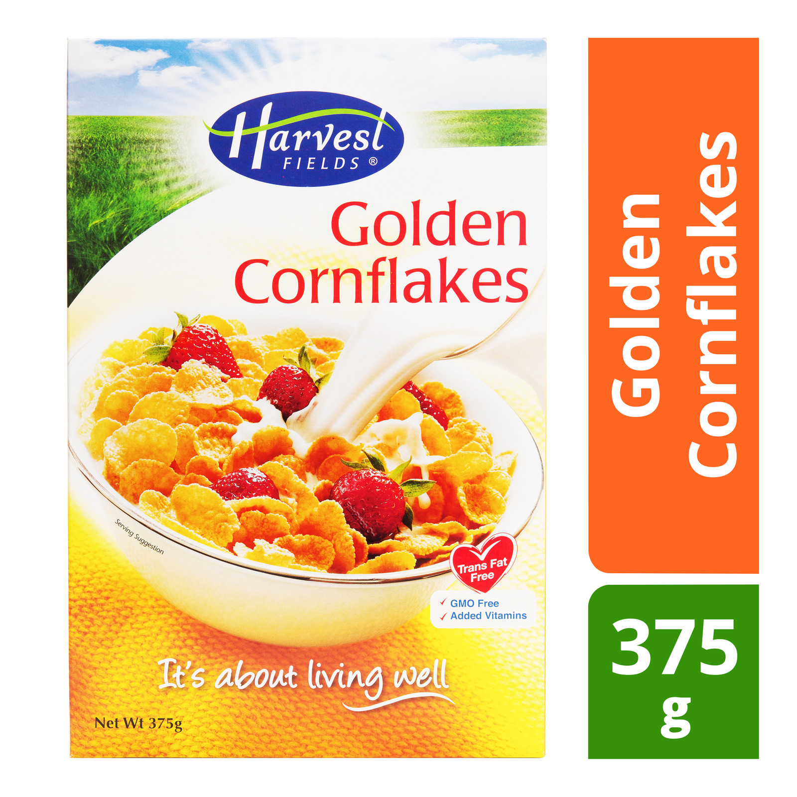 Harvest Fields Cereal - Golden Cornflakes