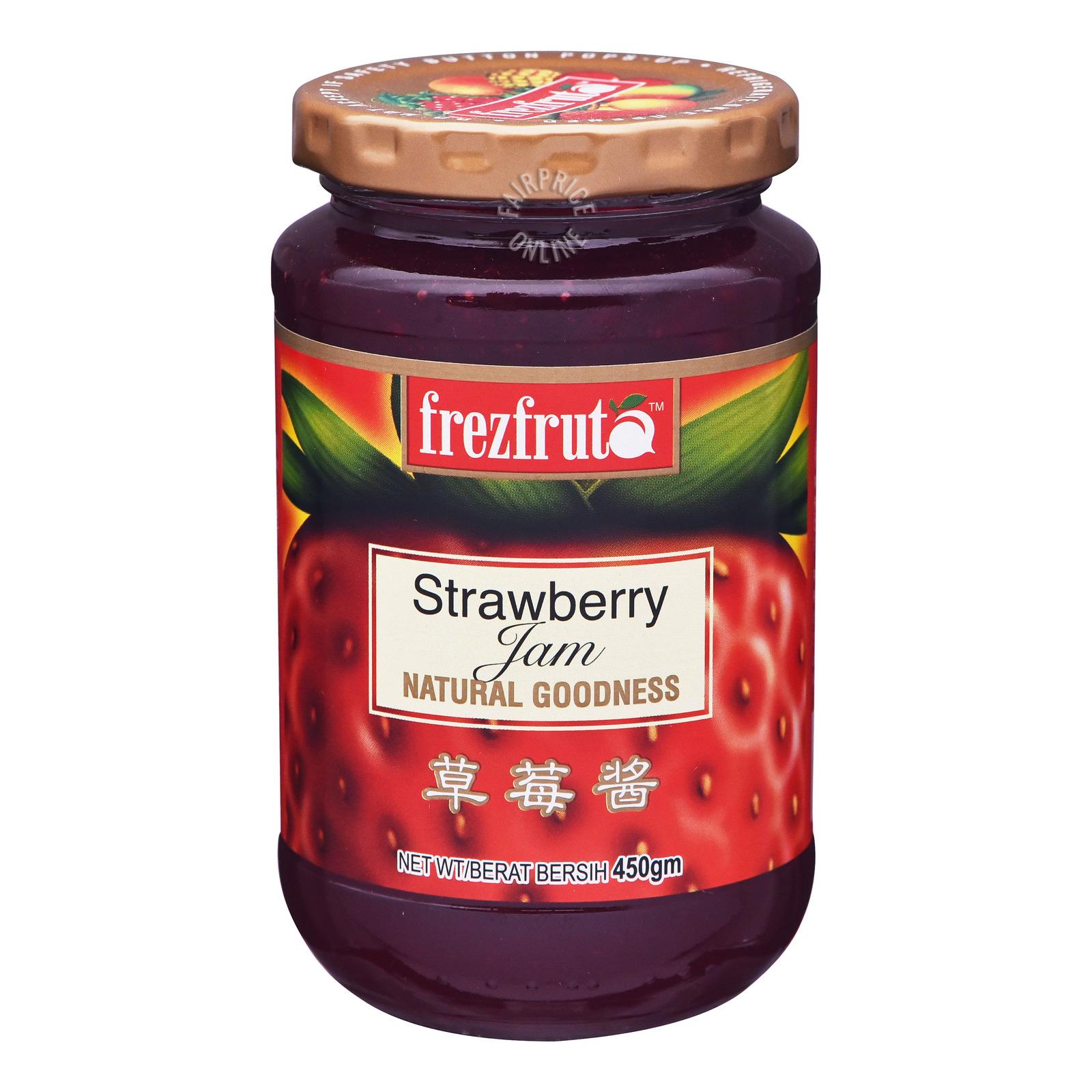 Frezfruta Jam - Strawberry