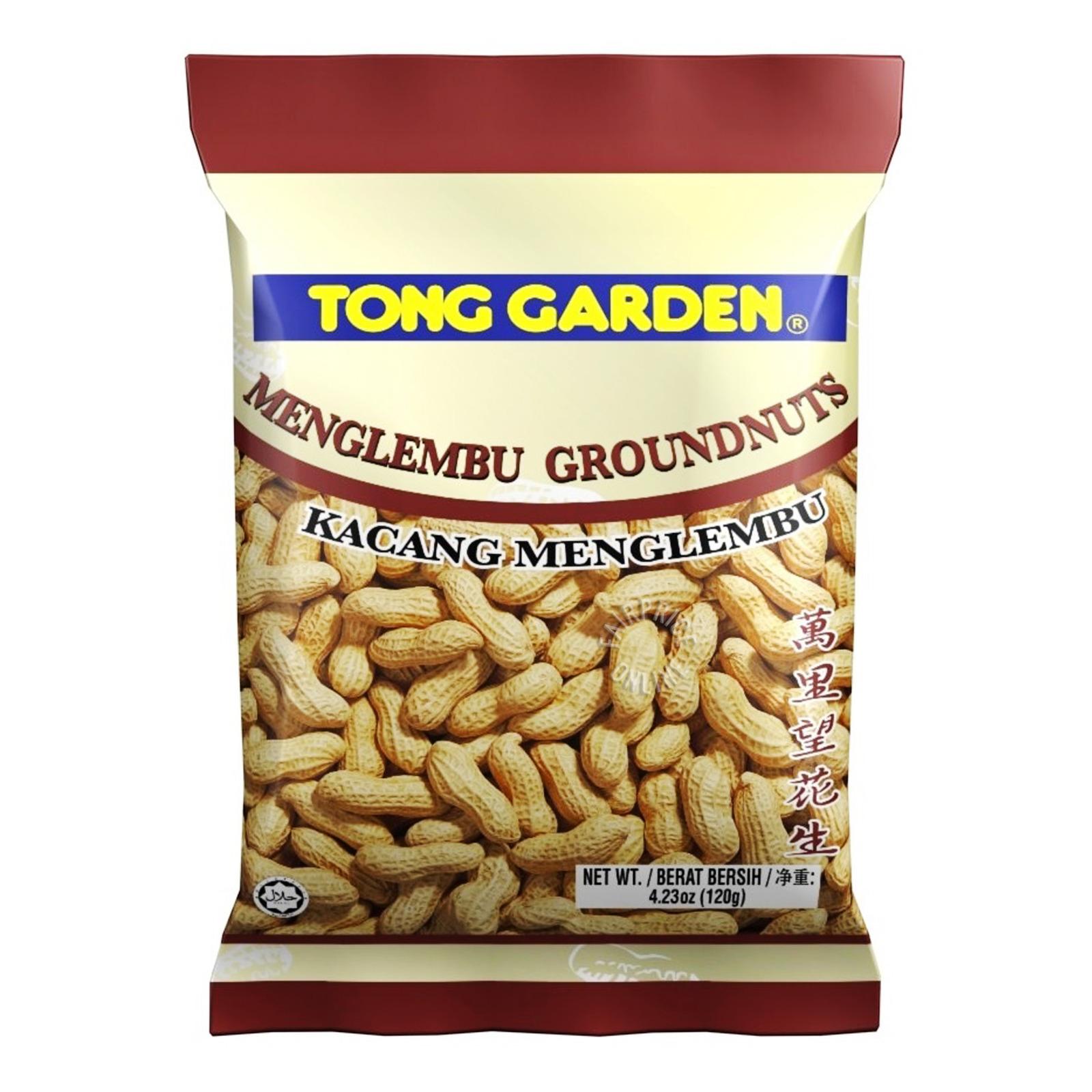 TONG GARDEN Menglembu Groundnuts 120g