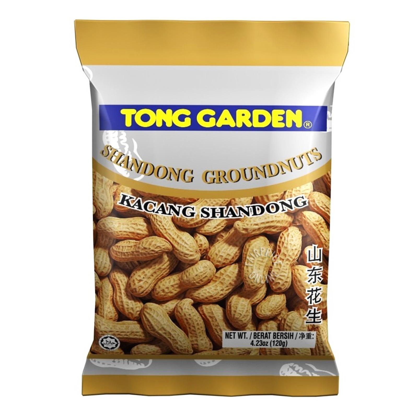 TONG GARDEN Shandong Groundnut 120g