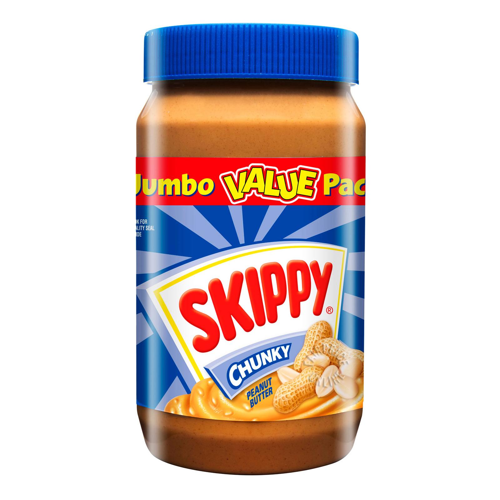 Skippy Peanut Butter Spread - Chunky