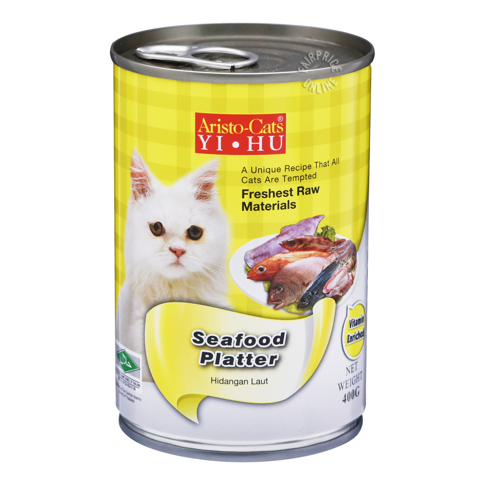 Aristo-Cats Jelly Can Cat Food - Seafood Platter