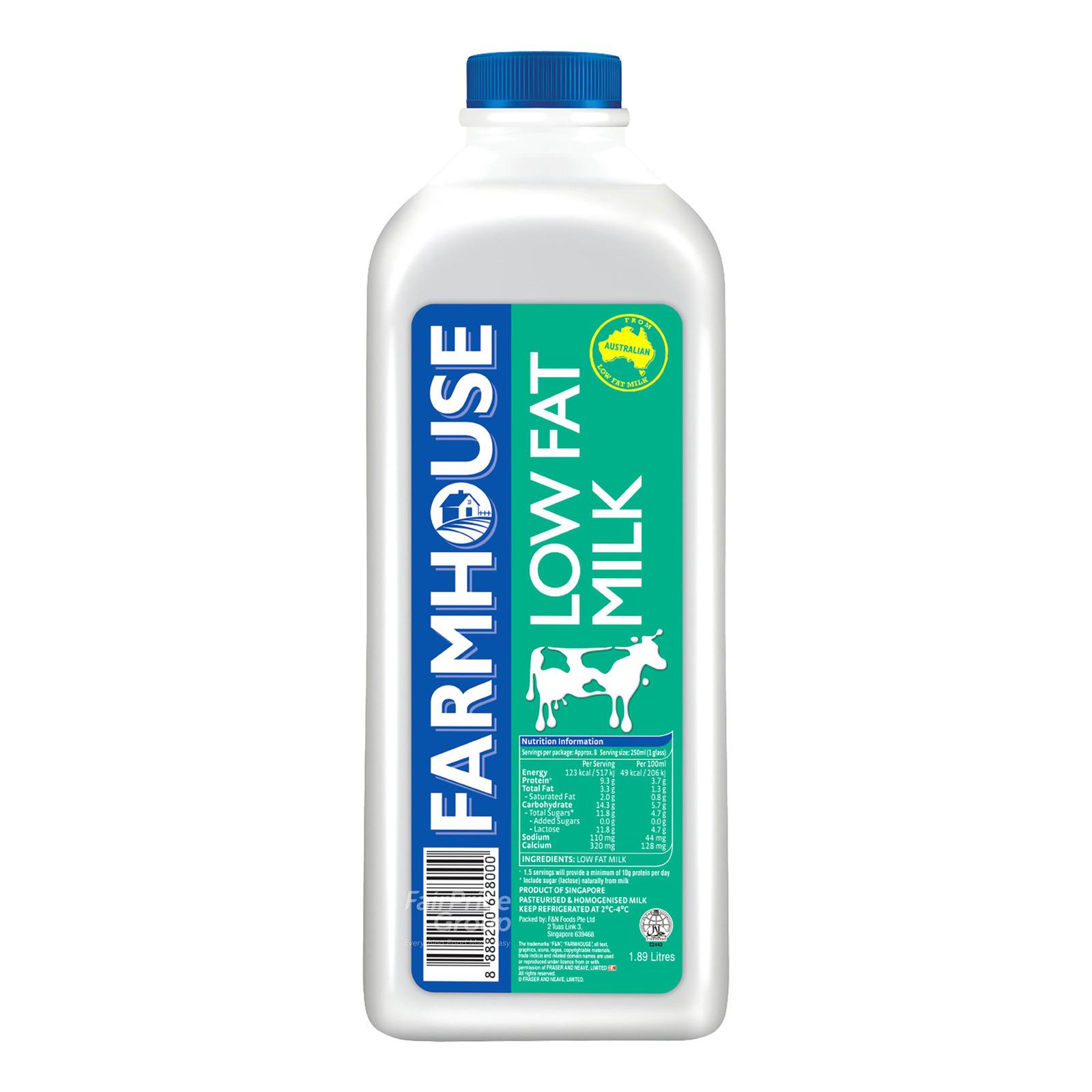 Farmhouse Milk - Low Fat