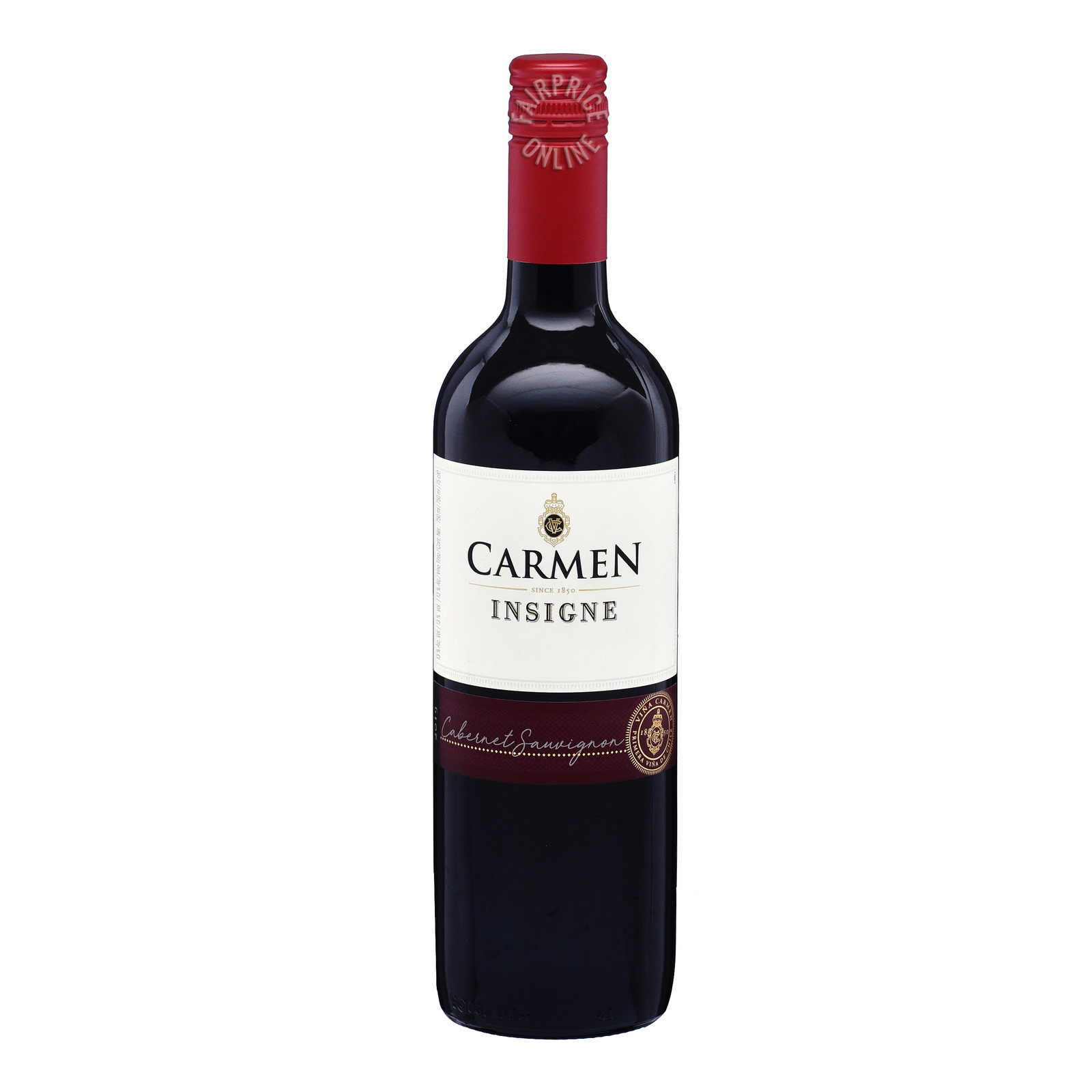 Carmen Chile Red Wine - Cabernet Sauvignon