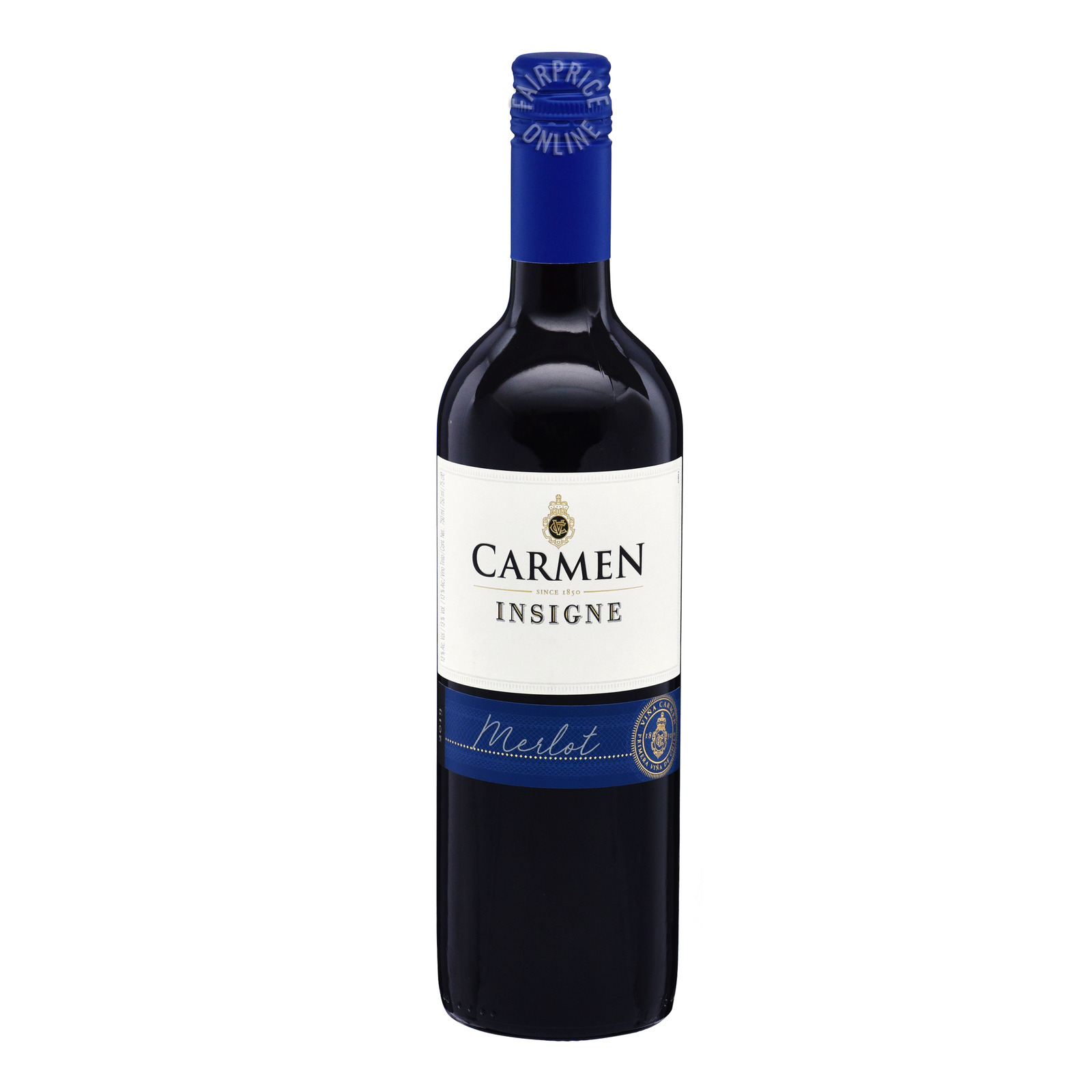 Carmen Chile Red Wine - Merlot